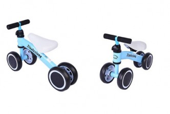 [3 Wheeled Learning Bike For Toddlers @ 62% Savings!] B$63.9 instead of B$169 for a unit of  3 Wheeled Learning Mini Bike For Toddlers. Redemption at SD HQ, Gadong.