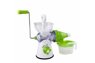 [Manual Slow Grinder/Juicer @ 62% Savings!] B$15 instead of B$39 for a unit of Manual Slow Grinder/Juicer, Redemption at SD HQ, Gadong.
