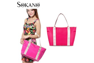 [Baby Diaper Bag @ 69% Savings!] B$15 instead of B$49 for a unit of SOKANO Baby Diaper Bag