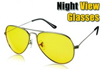 As Seen On TV* [Fancy Night Glasses @ 69% Savings!] B$8.90 instead of B$29 for a unit of Night View Glasses As Seen On TV.Redemption at SD HQ, Gadong.