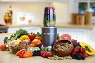 [Nutri Bullet @ 52% Savings!] B$70 instead of B$160 for a unit of Nutri Bullet Extractor Blender Juicer Food Processor. Redemption at SD HQ, Gadong