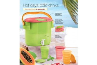 [For TW Members ONLY] Outdoor Cooler / Expression Tumbler with Seal . Collection at sD HQ/D2D Delivery including Seria/Kuala Belait, Tutong & Brunei-Muara! Refer to Fine Print for Terms and Conditions!