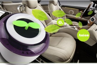 For Car & Home Use* [Peace Grass Air Purifier @ 62% Savings!] B$23 instead of B$59.8 for a unit of Peace Grass Air Purifier (For Car and House Use). Redemption at SD HQ, Anggerek Desa