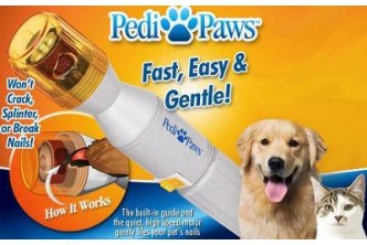 [Pedi Paws @ 74% Savings!] B$10 instead of B$39 for a unit of Pedi Paws (Pet Nail Trimmer). Redemption at SD HQ, Gadong.