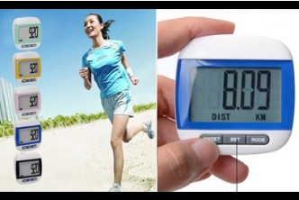 [Pedometer @ 74% Savings!] B$10 instead of B$39 for a unit of Calories/Distance Monitor.  Redemption at SD HQ, Gadong.