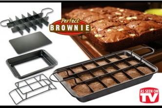 Sold out* [Perfect Brownie Creator @ 77% Savings!] B$10 instead of B$45 for a unit of Perfect Brownie. (Patented Design) Redemption at SD HQ, Gadong.