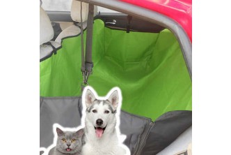 *No more mess! [Pet Seat Cover @ 65% Savings!] B$19 instead of B$55 for a unit of Pet Seat Cover. Redemption at SD HQ, Gadong