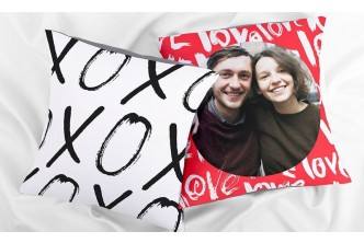 [Personalised Pillow up to 59% Savings!] 1 Piece of Personalised Pillow starting from B$17.9 instead of B$39.9 or 2 pieces of Personalised Pillow for B$ 29.9 instead of B$72.9, D2D DHL nationwide delivery.