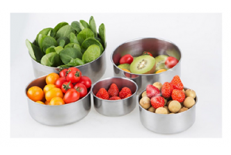 [5in1 Stainless Steel Food Container @ 68% Savings!] B$8 instead of B$25 for a unit of 5in1 Stainless Steel Food Container . Redemption at SD HQ, Gadong