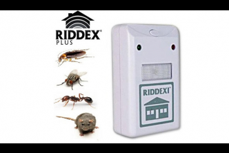 -Sold Out-[Riddex @ 79% Savings!] B$8 instead of B$39 for a unit of Riddex Plus Digital Electronic Pest Repeller . Redemption at SD HQ, Anggerek Desa