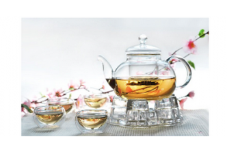 Raya Special* [600mL Glass Tea Pot w Infuser Filter + 6 Cups @ 79% Savings!] B$19 instead of B$89 for a unit of 600mL Glass Flower Coffee Tea Pot Set Infuser Filter + 6 Cups. Redemption at SD HQ, Gadong.