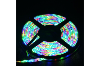 Get Ready for Raya! [5 meters 300 LED strip light! @ 68% Savings!] B$17.9 instead of B$55.9 for a unit of Waterproof 5 meters 300 LEDs Strip With 44 Key Remote Controller. Redemption at SD HQ, Gadong.
