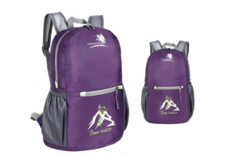 [Free Knight Foldable Backpack @ 55% Savings!] B$17.9 instead of B$39.9 for a unit of Free Knight Foldable Backpack. Redemption at SD HQ, Gadong
