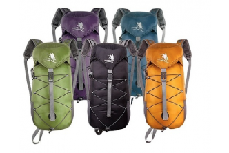 [Free Knight Lightweight Foldable Backpack @ 68% Savings!] B$24.9 instead of B$79 for a unit of Free Knight Lightweight Foldable Backpack at SD HQ, Gadong.