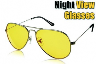 As Seen On TV* [Fancy Night Glasses @ 69% Savings!] B$8.90 instead of B$29 for a unit of Night View Glasses As Seen On TV. Redemption at SD HQ, Gadong.
