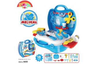 [SOKANO Kid's Doctor Toy @ 44% Savings!] B$16.9 instead of B$30 for a unit of SOKANO Kid's Doctor Toy. Redemption at SD HQ, Gadong.