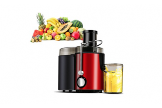 SOLD OUT* [Healthy Juicer @ 43% Savings!] B$69 instead of B$120 for a unit of Healthy Fruit / Vegetable Juicer. Redemption at SD HQ, Gadong.