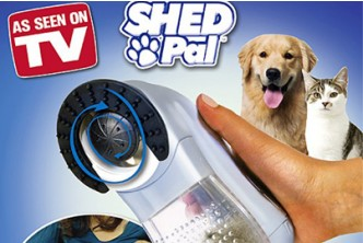 [Auto Pet Shaver @ 78% Savings!] B$11.90 instead of B$55 for a unit of SHED VAC -  Auto Pet Shaver Grooming Battery-Operated Vacuum. Redemption at SD HQ, Gadong.