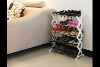 Colours Subject to availability* [Korean Style Shoe Rack @ 83% Savings!] B$10 instead of B$58 for a unit of Korean Style Shoe Rack! Redemption at SD HQ, Gadong