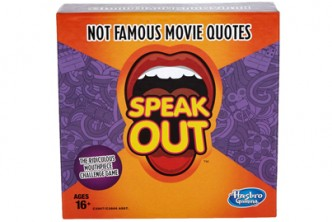[SPEAK OUT Game @ 43% Savings!] B$39 instead of B$69 for a set of SPEAK OUT Game. Redemption at SD HQ, Gadong.