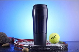 BLACK COLOUR ONLY [BPA free No FALL Tumbler @ 30% Savings!] B$49 instead of B$69 for a unit of BPA free No-Tip Tumbler. Redemption at SD HQ, Gadong.