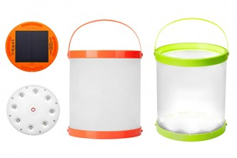 U.S. Deal [Collapsible Waterproof Solar Lantern @ 59% Savings!] B$25 instead of B$60 for a unit of Multi-use Collapsible Waterproof Solar Lantern for Outdoor Activities. Redemption at SD HQ, Gadong.