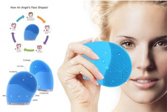 Reduces Acne! [Massager Brush @ 45% Savings!] B$49 instead of B$89 for a unit of Facial Cleansing Brush Massager. Redemption at SD HQ, Gadong.