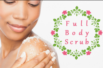 +-1 Hour* -Ladies ONLY- [ Scrub Your Worries Off @ 60% Savings] B$10 instead of $25 for a Session (+-60min) of Full Body Scrub at Beauty Queen N Health Establishment, Kiulap.