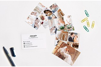 [Fully Personalisable Business Cards w/wo Designer up to 65% Savings!] Fully Personalisable Business Cards from $4.90, D2D DHL nationwide delivery .