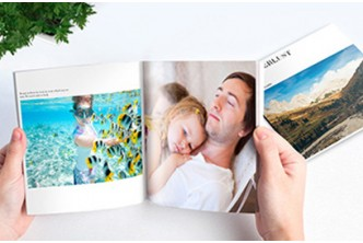 [Bind Memories with up to 86% Savings!] 40 Pages Personalised Photobook from $9.99, D2D DHL nationwide delivery.