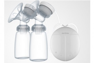 [Breast Milk Pump @ 67% Savings!] B$35.9 instead of B$109 for a unit of Automated REAL BUBEE Electric Breast Pump with 2 Baby Milk Bottles. Redemption at SD HQ, Gadong.