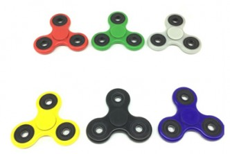 *Colour subject to availability [3x Tri-Spinner Fidget Spinner @ 83% Savings!] B$10 instead of B$60 for a unit of Tri-Spinner Fidget Spinner . Redemption at SD HQ, Gadong