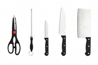 **Buy Before 6th Oct [Sokano Stainless Steel Knife Set @ 71% Savings!] B$19.9 instead of B$69 for a unit of Sokano Stainless Steel Knife Set.Redemption at SD HQ, Gadong