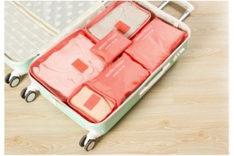 [6IN1 Luggage Organizer @ 69% Savings!] B$11.9 instead of B$39 for a 6IN1 Luggage Organizer. Redemption at SD HQ, Gadong.