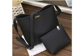 [2IN1 PU Leather Bag @ 70% Savings!] B$12 instead of B$39 for a unit of 2in1 PU Leather Bag Set. Redemption at SD HQ, Gadong