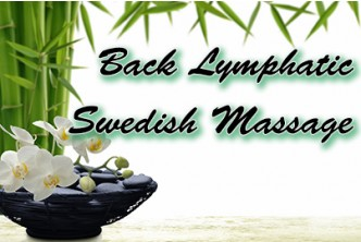[Back Treatment @ 75% Savings!] B$15 instead of B$60 for a session (1.5 Hrs) of Back Lymphatic Swedish Massage + Head Massage + Back & Shoulder Scrub with Detox back machine at My Beauty & Body Workshop, Kiulap!