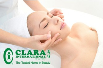 [Bye Bye Acne Face Plan @ 87% Savings!] B$19 instead of B$150 for Facial Cleanse + Softening + Steam + Exfoliation + Extraction + Double Mask + Anti Bacteria Treatment at Clara International, Gadong or Serusop branch.
