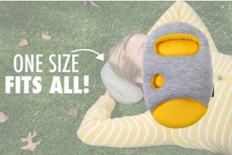 *Good to use in OFFICE! [Yellow Ostrich Mini Pillow @ 59% Savings!] B$15.9 instead of B$38.9 for a unit of Yellow Ostrich Mini Pillow. Redemption at SD HQ, Gadong.