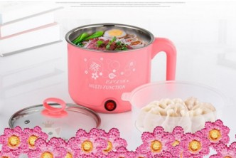 [Multifunction Electric Cooker @ 71% Savings!] B$16.9 instead of B$59 for a unit of Multifunction Electric Cooker. Redemption at SD HQ, Gadong.
