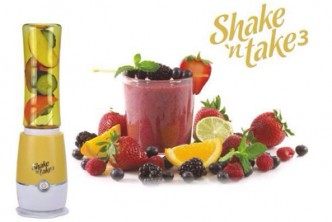 Stay healthy yet convenient! [Shake N Take 3 @ 55% Savings!] B$22 instead of B$49 for Shake n Take 3. Redemption at SD HQ, Gadong.