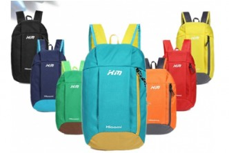Raya Special* [Sports Bag @ 90% Savings!] B$11 instead of B$98 for a unit of Korean Style Sport Travel/Hiking Bagpack at SD HQ, Gadong.