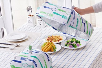 [Insulated Food Cover @ 67% Savings!] B$10 instead of B$29.9 for a unit of Food Anti-dust Cover. Redemption at SD HQ, Gadong
