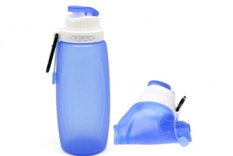 Buy before 15th December** [Collapsible Water Bottle @ 66% Savings!] B$10 instead of B$29 for a unit of Collapsible Water Bottle. Redemption at SD HQ, Gadong.