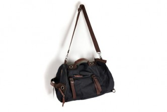 Buy before 20th November**[Vintage Canvas Duffel Backpack @ 63% Savings!] B$30 instead of B$80 for a unit of Vintage Canvas Duffel Backpack at SD HQ, Gadong.