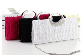 [Crystal Clutch @ 76% Savings!] B$25 instead of B$103 for a unit of Sokano Clutch w Australian Crystal at SD HQ, Gadong.