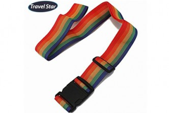 [Travel Star Luggage Strap @ 66% Savings!] B$9.9 instead of B$29 for a unit of Travel Star Luggage Strap at SD HQ, Gadong.