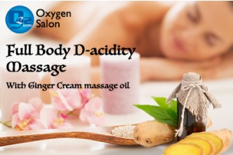 [D-Acidity Massage Therapy @ 63% Savings!]  B$18 instead of B$48 for D-Acidity Massage Full Body Massage at Oxygen Salon, Delima Square