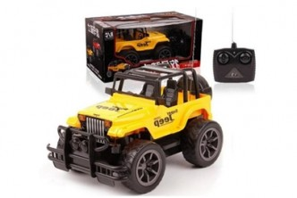 [RC Jeep @ 61% Savings!] B$15 instead of B$38 for a unit Quality Remote Control Jeep Car. Redemption at SD HQ, Gadong