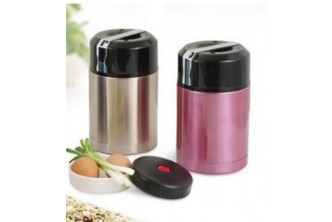 [1L Stainless Steel Thermal Flask @ 80% Savings!] B$19.9 instead of B$99 for a unit of 1L Stainless Steel Thermal Flask. Redemption at SD HQ, Gadong.