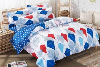 [Sokano 4IN1 Kite Bedsheet @ 61% Savings!] B$18.9 instead of B$49 Sokano 4IN1 Kite Bedsheet. Redemption at SD HQ, Gadong